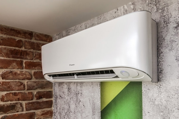 Daikin FTXK25AS / RXK25A (серебристый)
